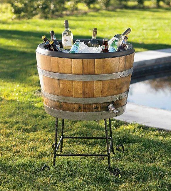 barrel cooler