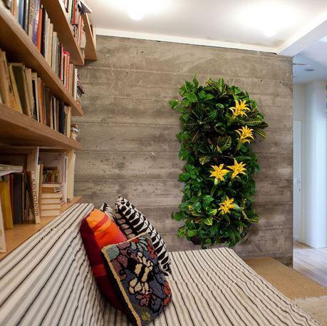 living wall art