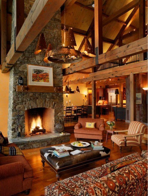 decorative ottomans living room