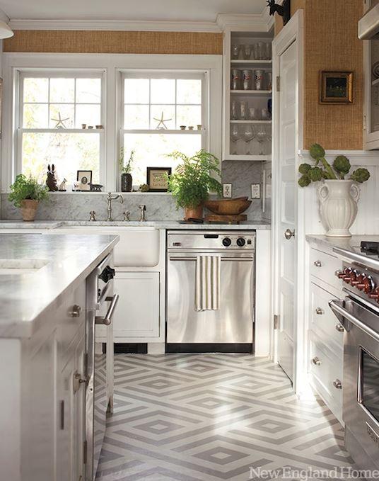modern kitchen floor 3