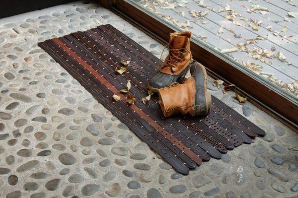 diy outdoor rugs
