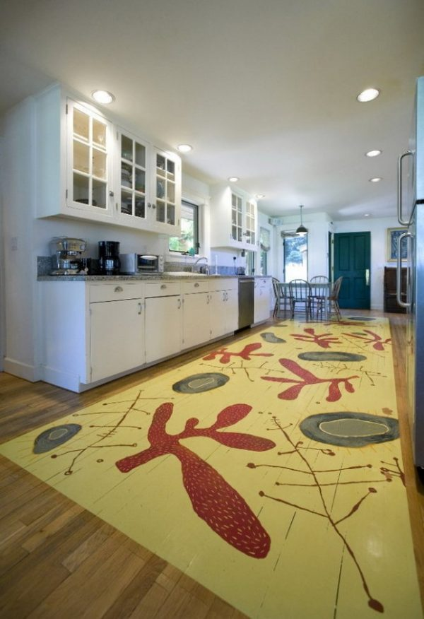 modern kitchen floor 1