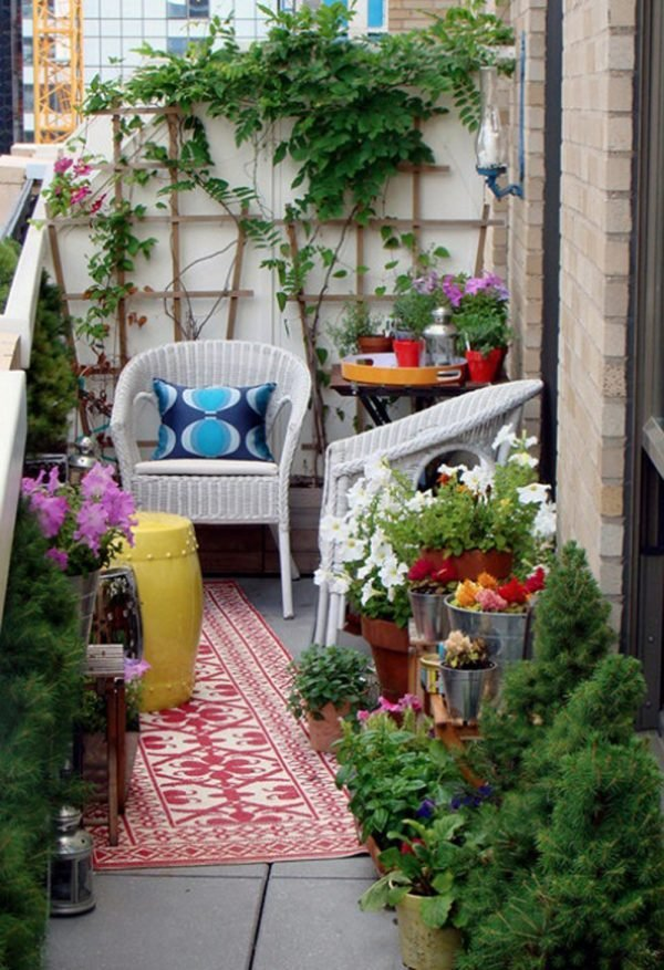 apartment balcony ideas