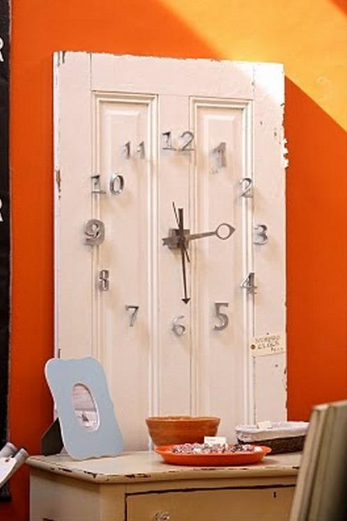 reusing old doors 1