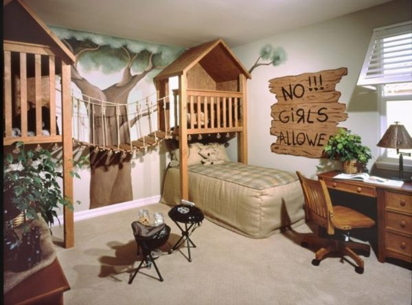 Disney themed bedrooms