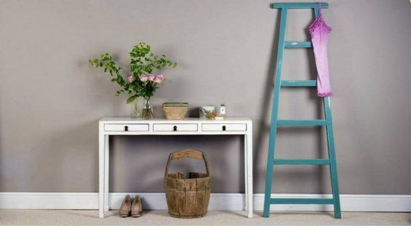 diy ways to reuse an old ladder 1