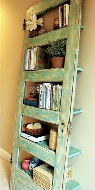 reusing old doors 2