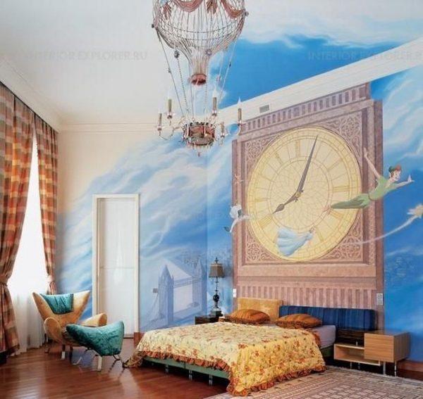 disney wall decor