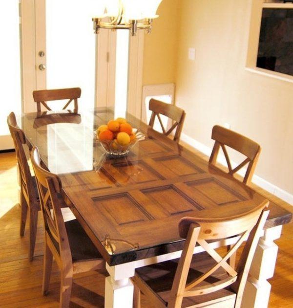 old door table 1