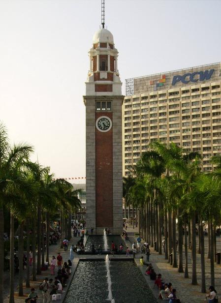 Clock-Tower-Hong-Kong
