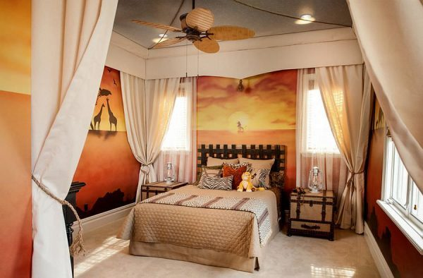 disney bedroom ideas