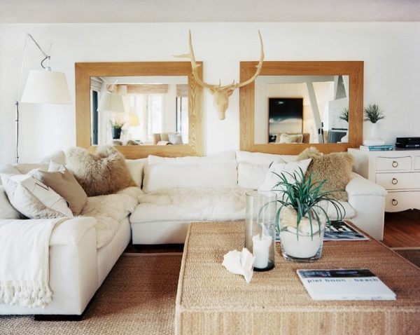 mirrors for the living room