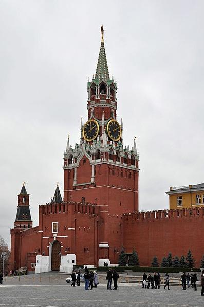 Spasskaya-Clock-Tower-Russia
