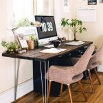 Office space design ideas for two person
