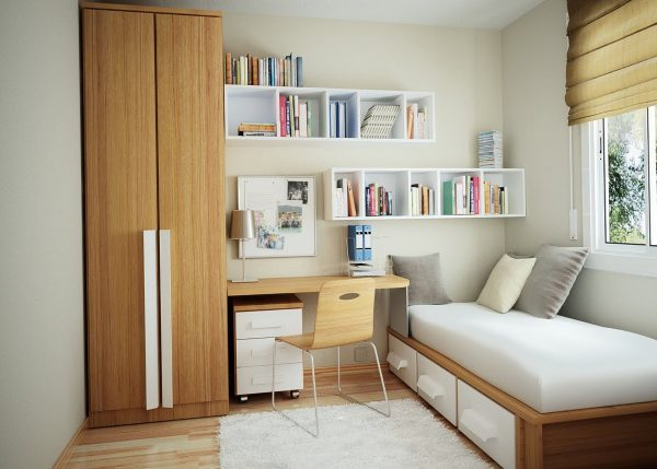 bedroom furniture for small spaces