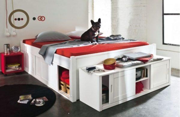 modern design bed