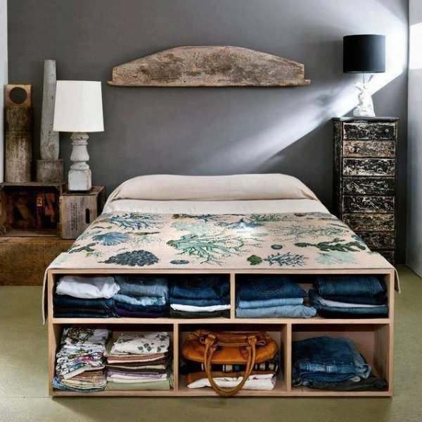 single storage beds with drawers