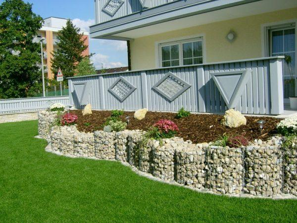 design of gabion retaining walls