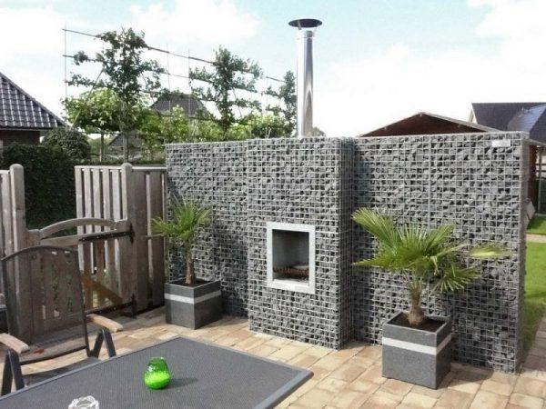 gabion structure design