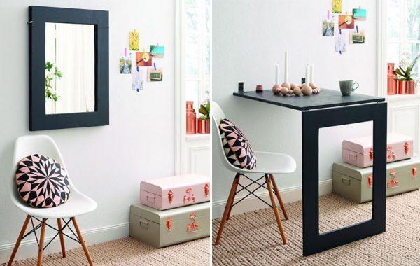 Creative interior design ideas for small apartments for Creative interior design for small apartments