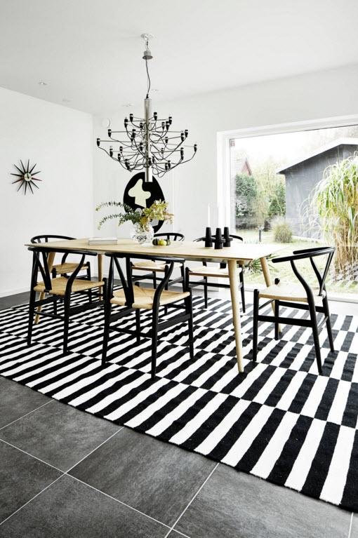 contrast furniture