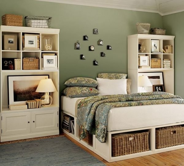 platform storage beds with drawers