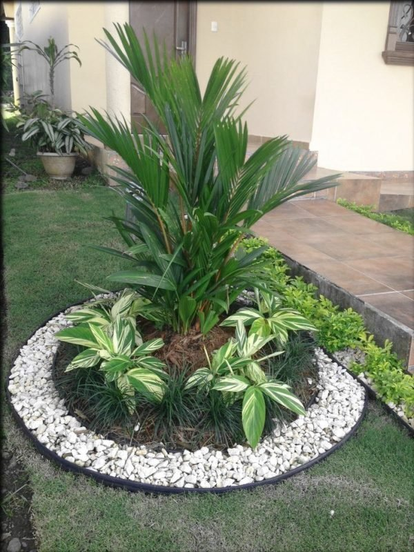 decorative stones for garden