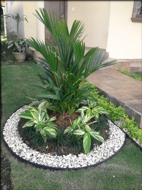 decorative stones for garden