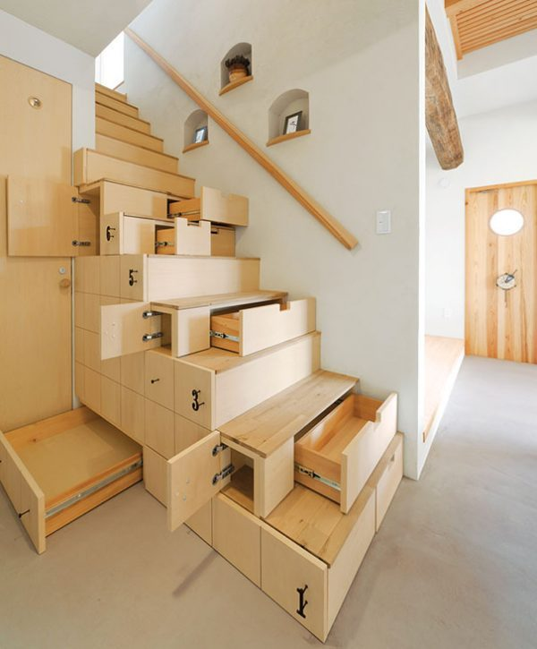 storage options for small spaces