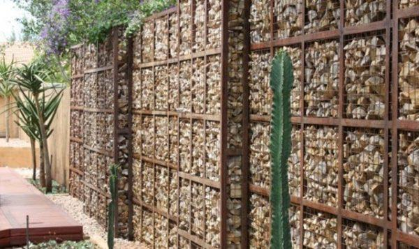 image credit gabion wall design ideas - Gabion Walls Design