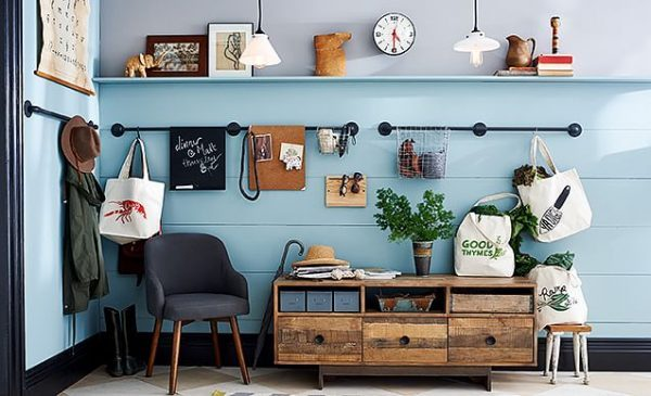 Creative interior design ideas for small apartments for Creative furniture for small spaces