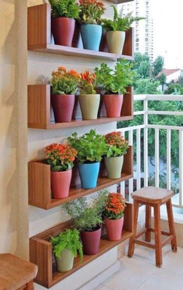 how to make vertical garden living wall
