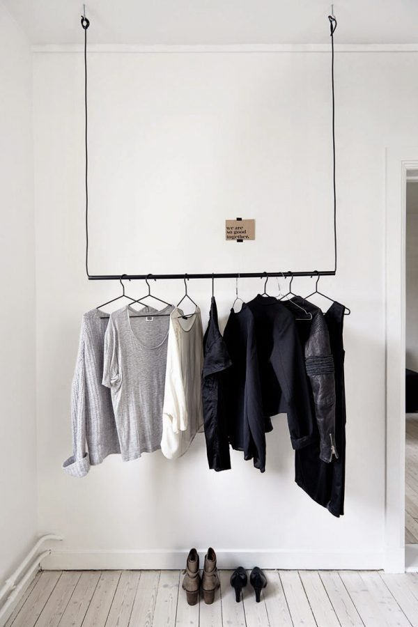 cheap coat rack