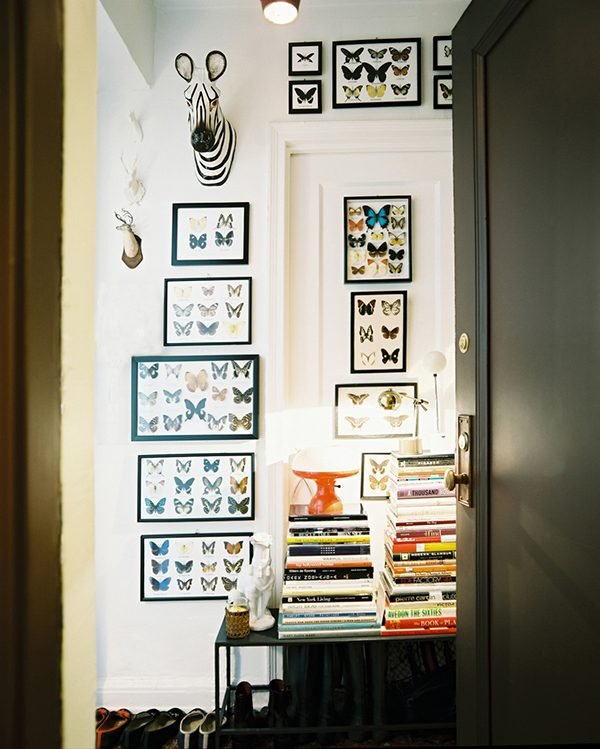 hallway decoration idea
