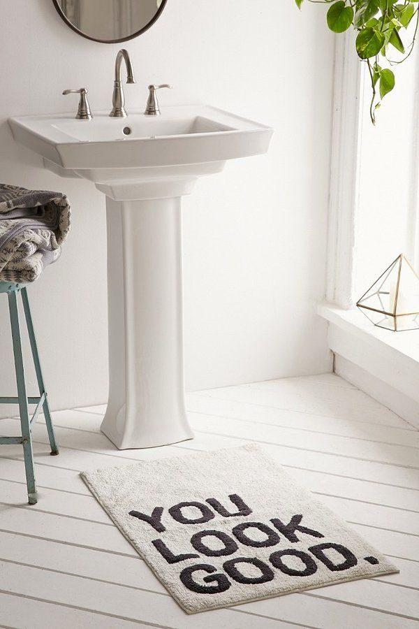 bathroom floor carpet