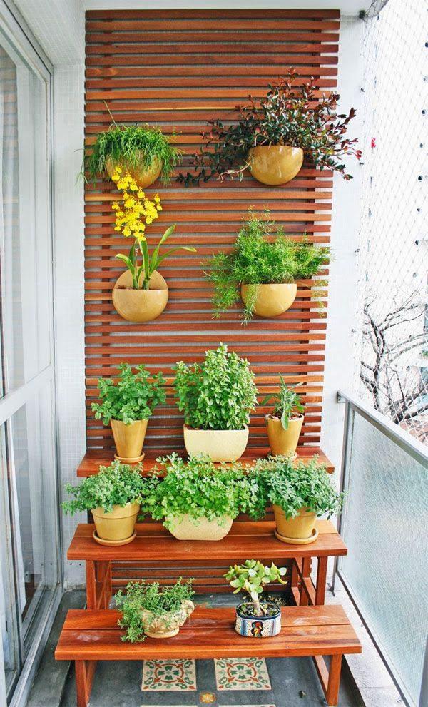 how do you make a vertical garden