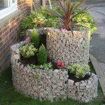 Gabion garden ideas