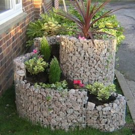 Gabion garden ideas