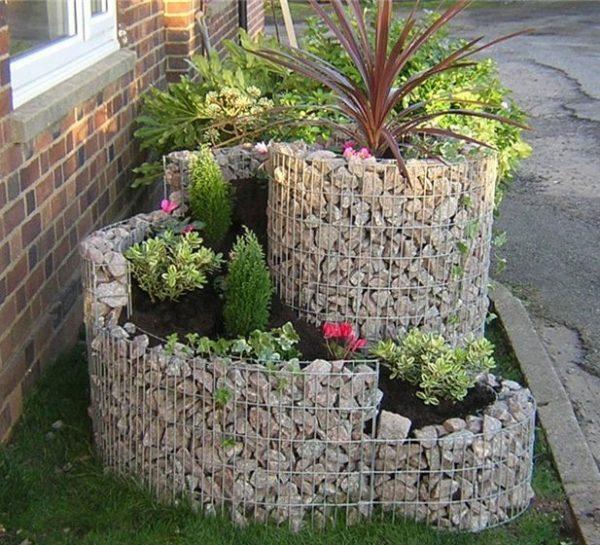 Gabion Garden Ideas Little Piece Of Me