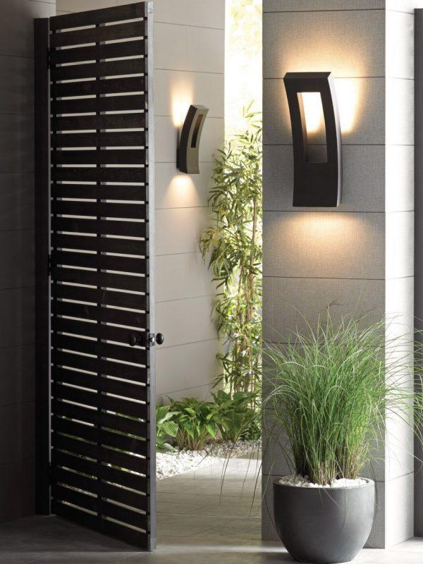 exterior lighting sconces