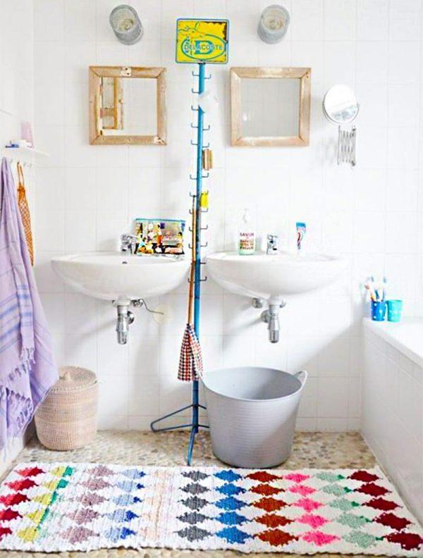 cheap bathroom rugs
