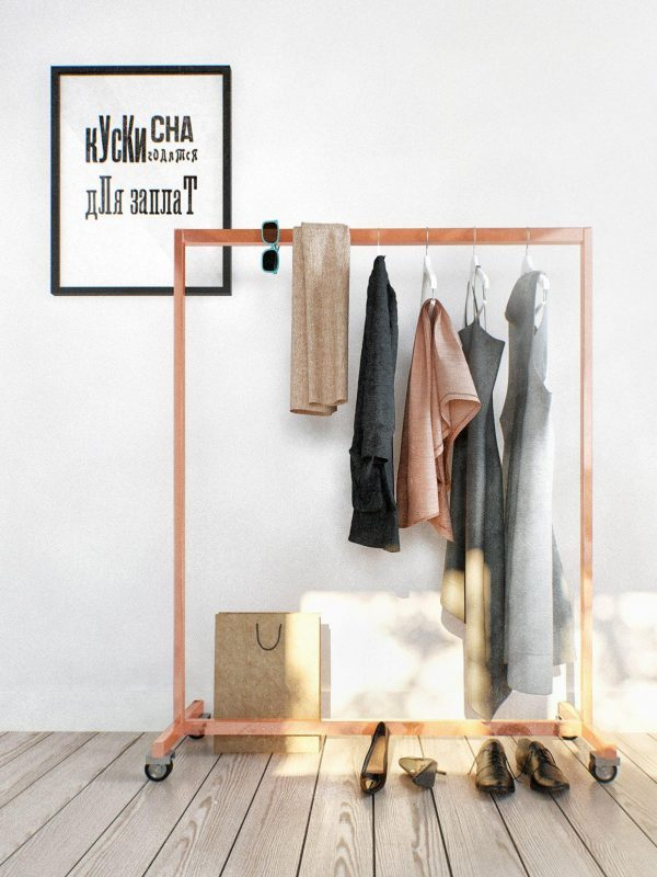 coat holder stand