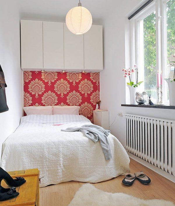 Smart and practical small bedroom ideas
