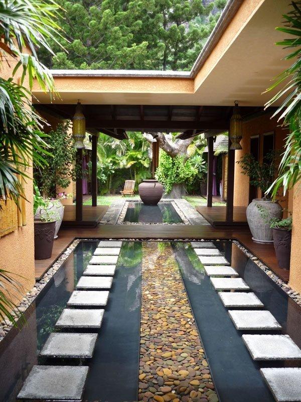 decorative landscaping