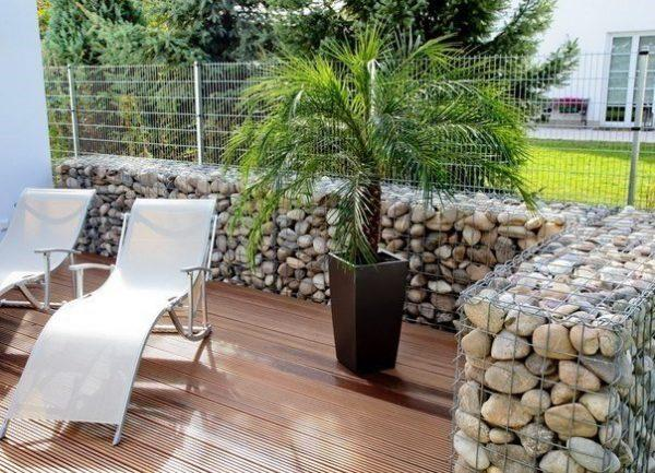 gabion wall design ideas