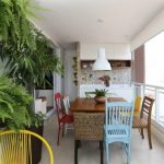 Kitchen – balcony design ideas