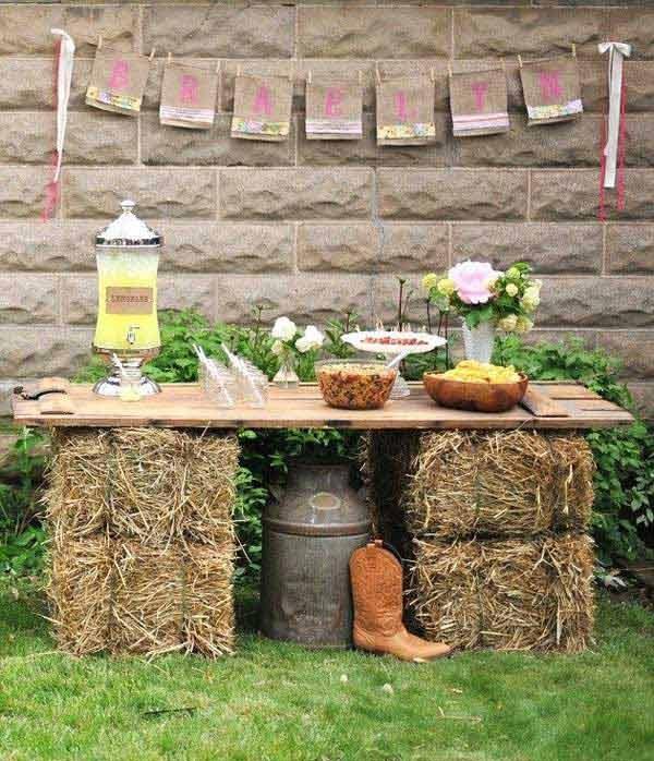 17 Lovely Outdoor Garden Design Ideas 2018: Cheap Ideas For Decorating Your Garden: 18 Outdoor Garden