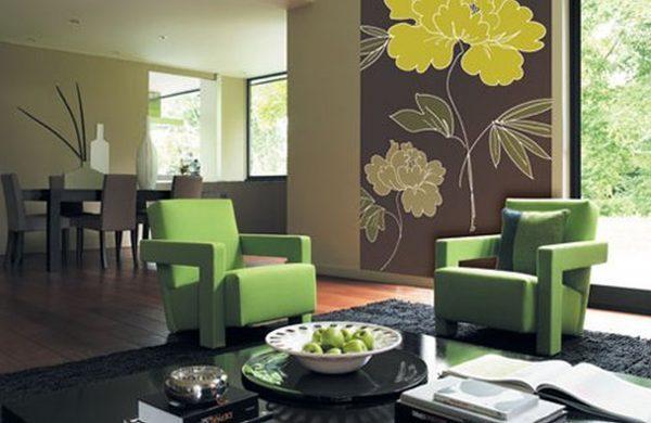 flower home wallpaper