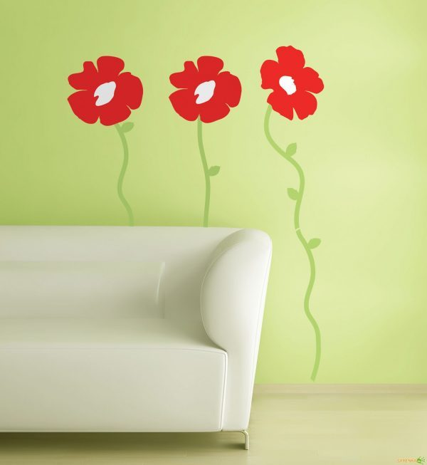 foral wallpaper