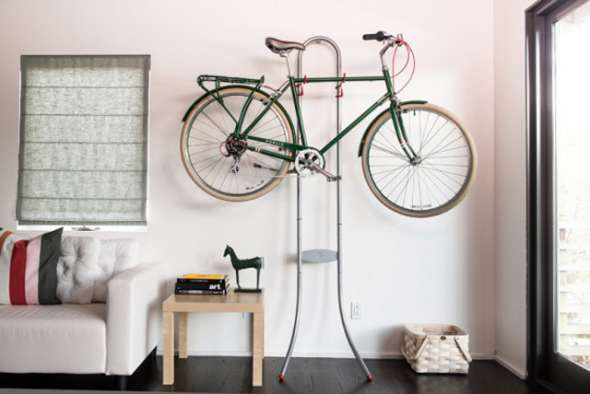 bike stands for multiple bikes